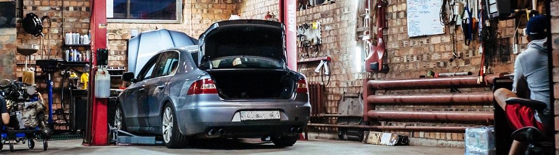 garaging insurance